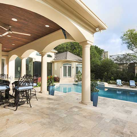 Outdoor Kitchens, Patio Covers | Fort Worth, Burleson TX | Hillman ...