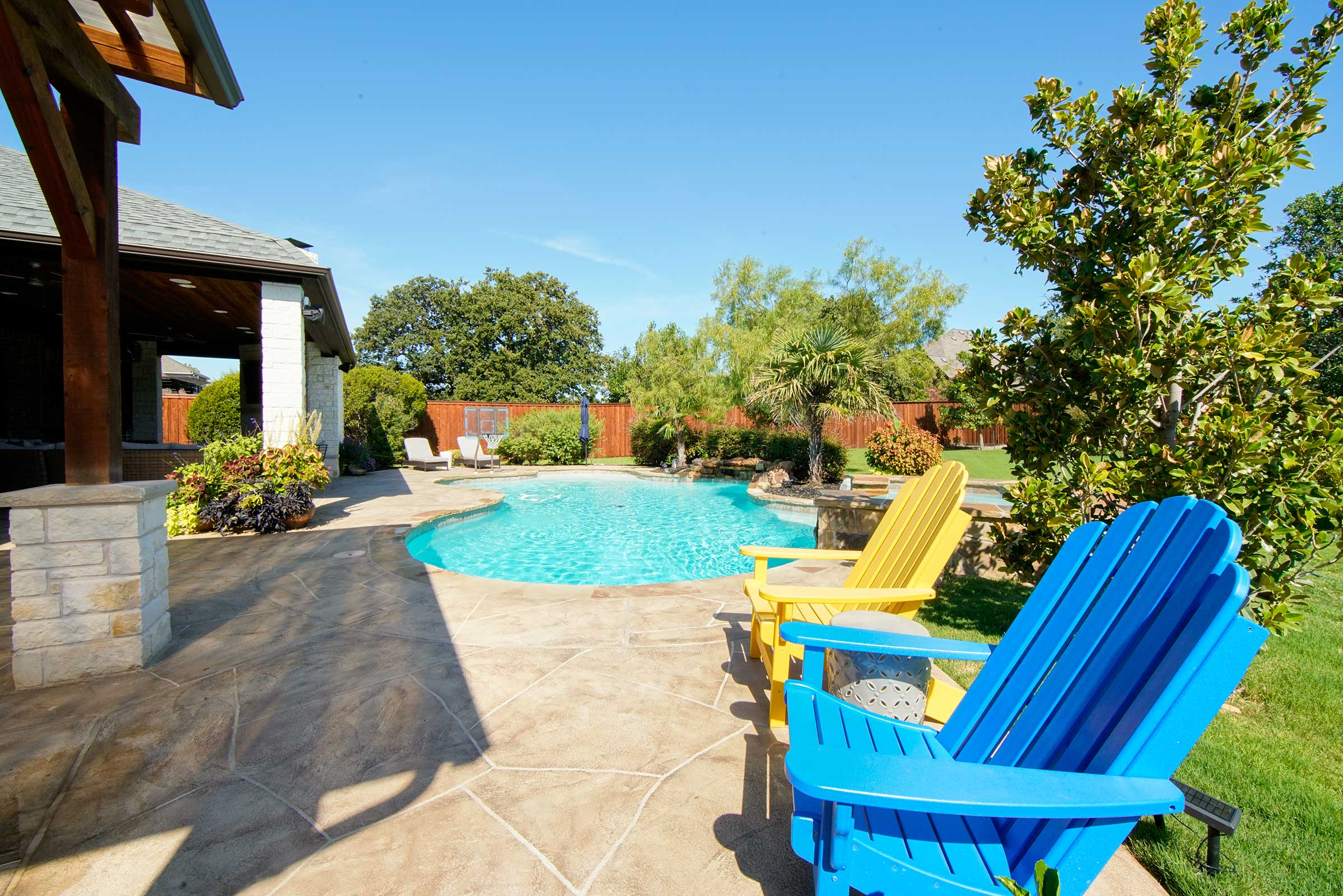 Outdoor Kitchens, Patio Covers | Fort Worth, Burleson TX ... on Dfw Complete Outdoor Living id=82030