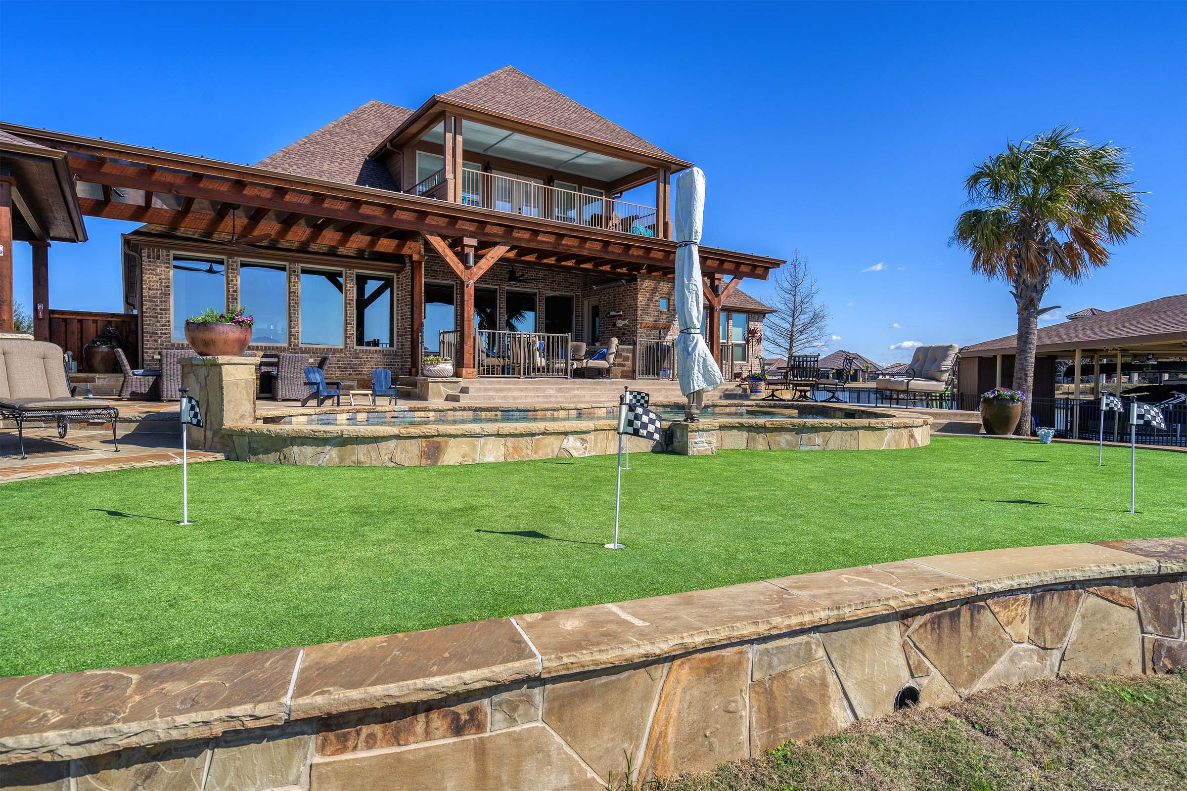 Outdoor Kitchens, Patio Covers | Fort Worth, Burleson TX ... on Dfw Complete Outdoor Living id=15233