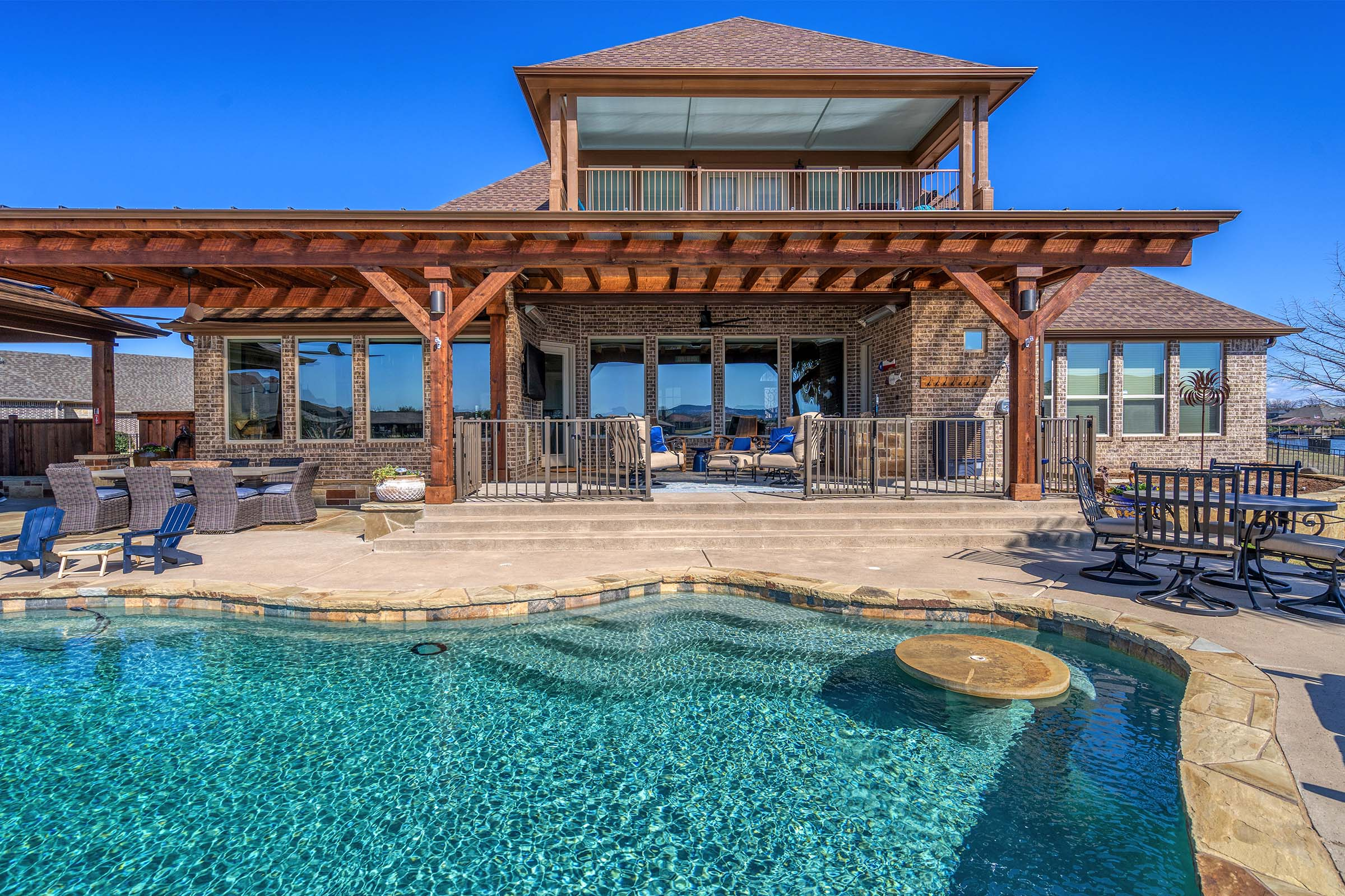 Outdoor Kitchens, Patio Covers | Fort Worth, Burleson TX ... on Dfw Complete Outdoor Living id=76036