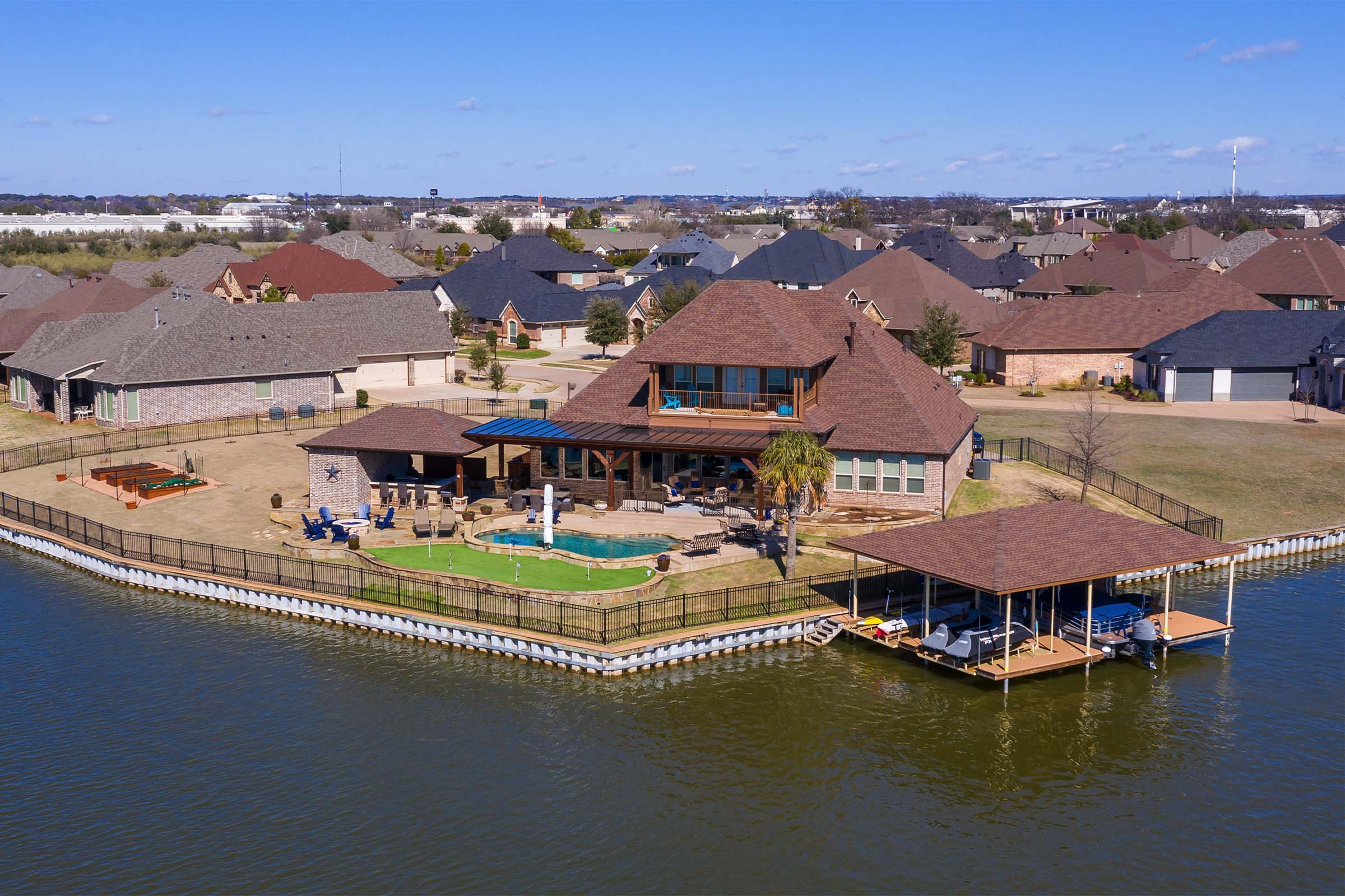 Outdoor Kitchens, Patio Covers | Fort Worth, Burleson TX ... on Dfw Complete Outdoor Living id=20449