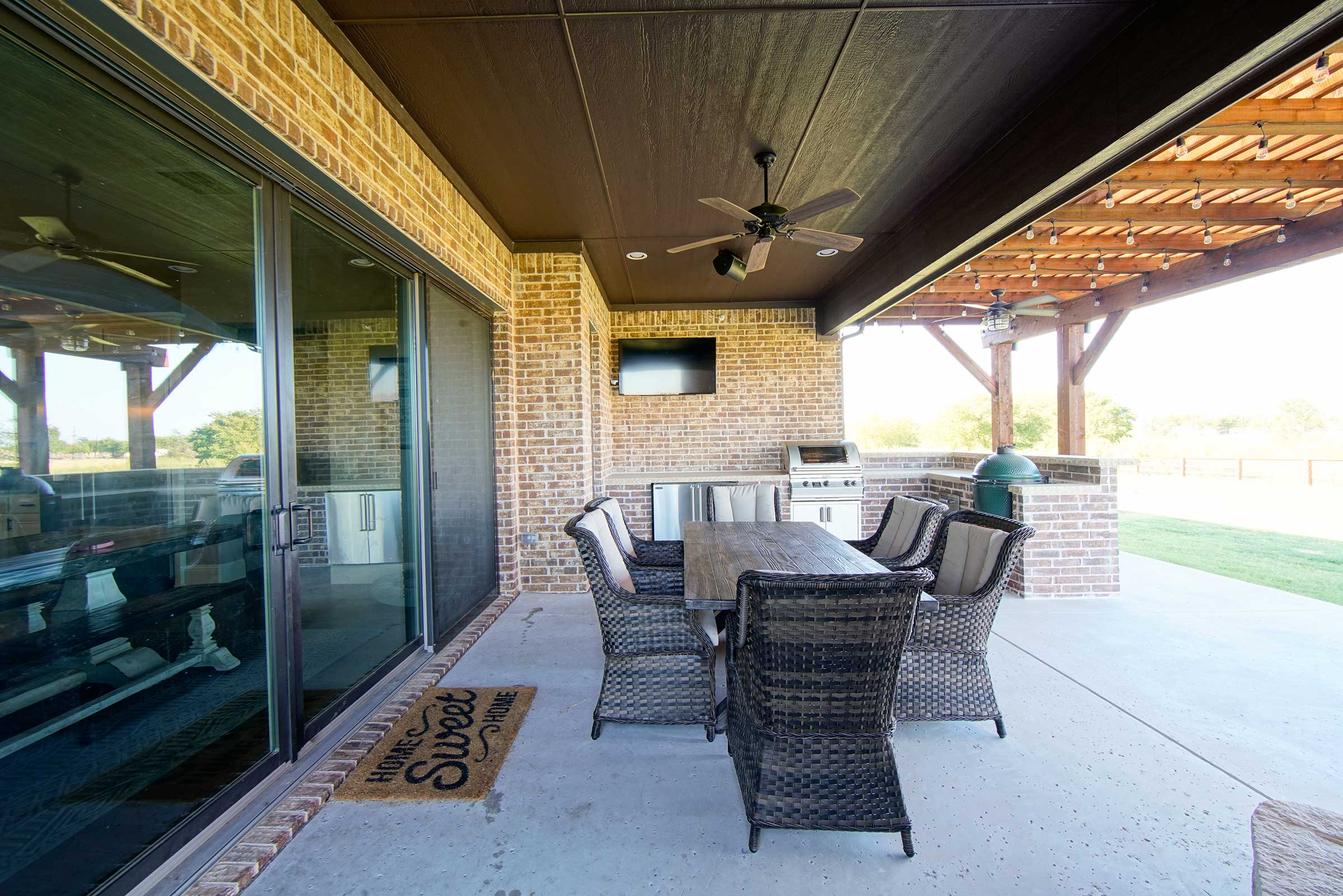 Outdoor Kitchens, Patio Covers | Fort Worth, Burleson TX ... on Dfw Complete Outdoor Living id=71508