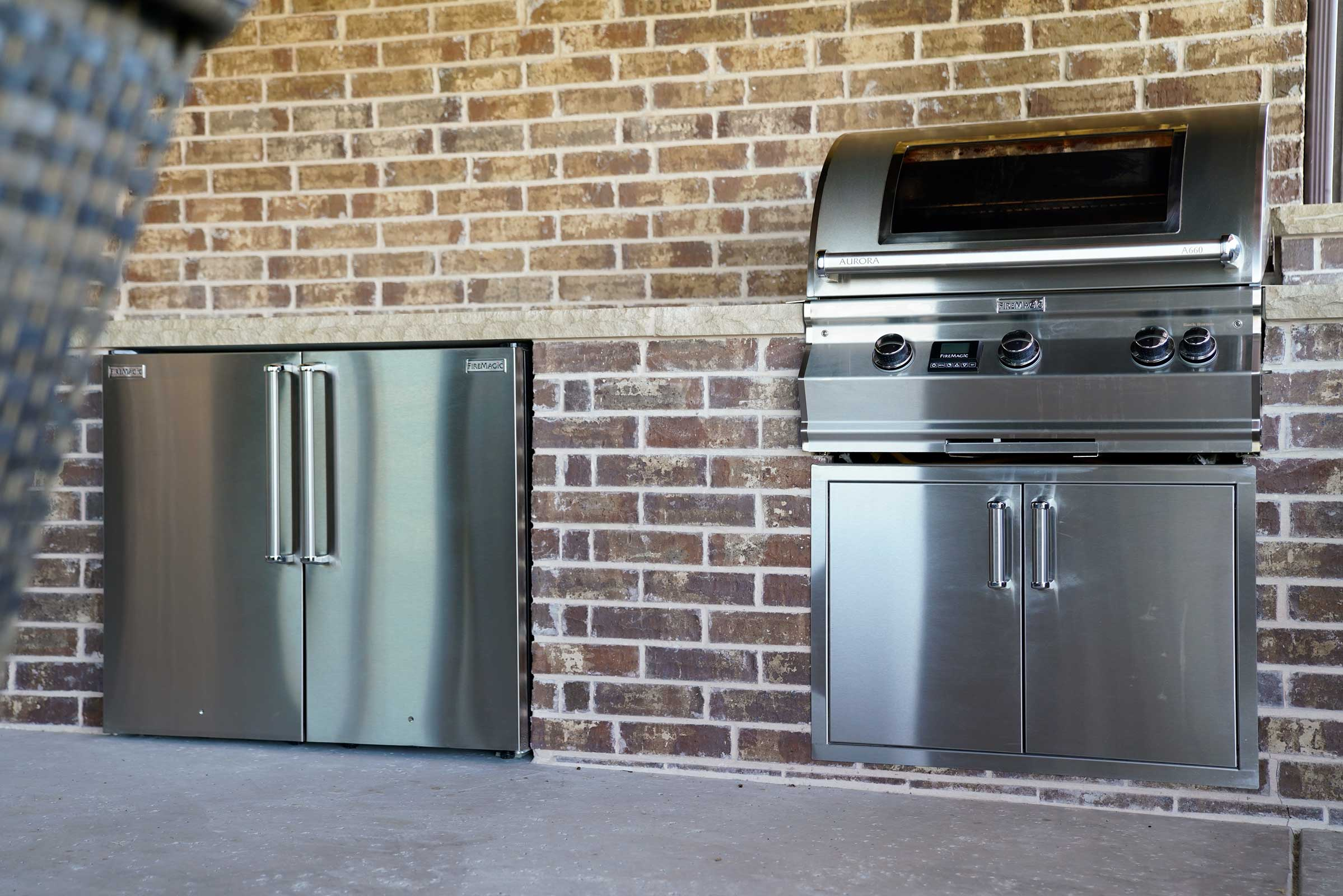 Outdoor Kitchens, Patio Covers | Fort Worth, Burleson TX ... on Dfw Complete Outdoor Living id=70531