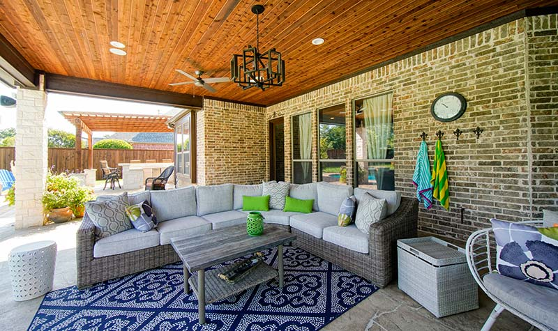 Outdoor Kitchens, Patio Covers   Fort Worth, Burleson TX ... on Complete Outdoor Living id=94038
