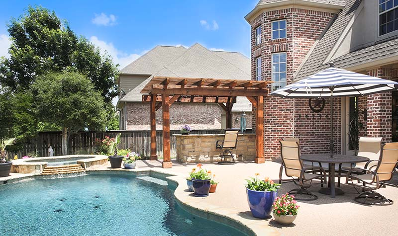 Outdoor Kitchens, Patio Covers | Fort Worth, Burleson TX ... on Dfw Complete Outdoor Living id=56667