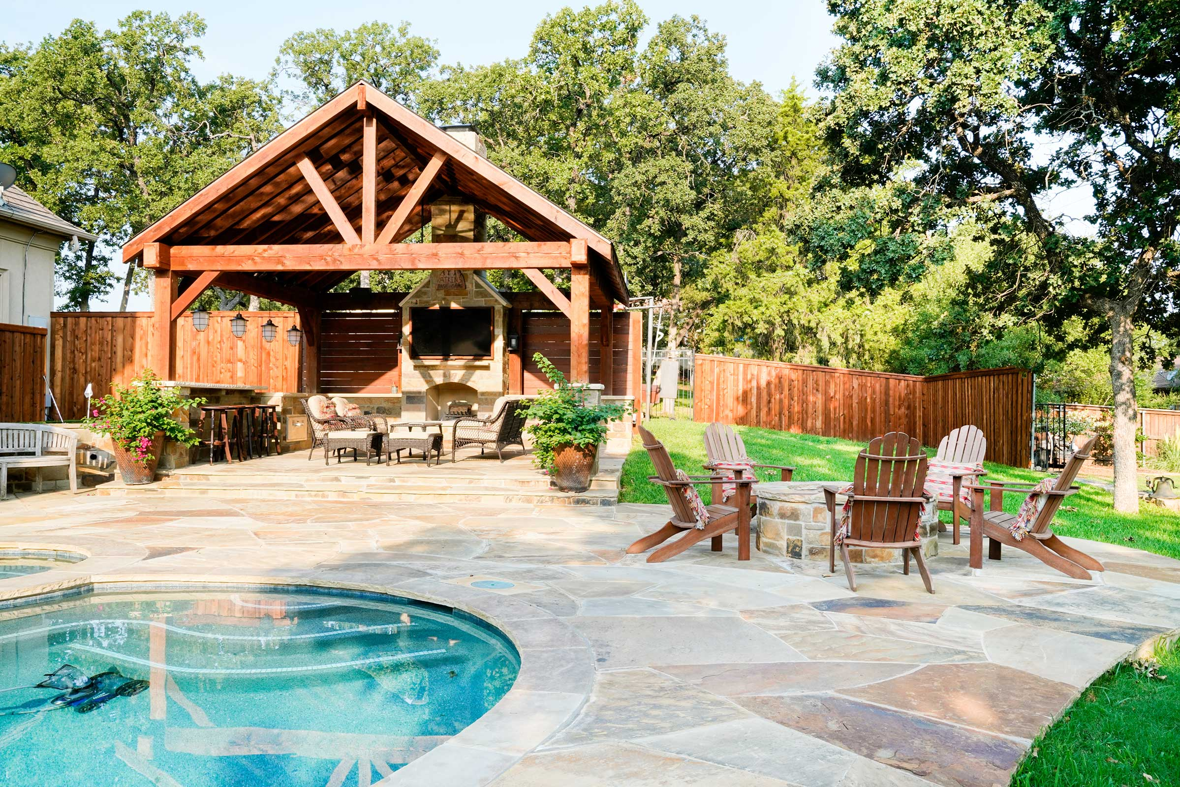 Outdoor Kitchens, Patio Covers | Fort Worth, Burleson TX ... on Dfw Complete Outdoor Living id=30002