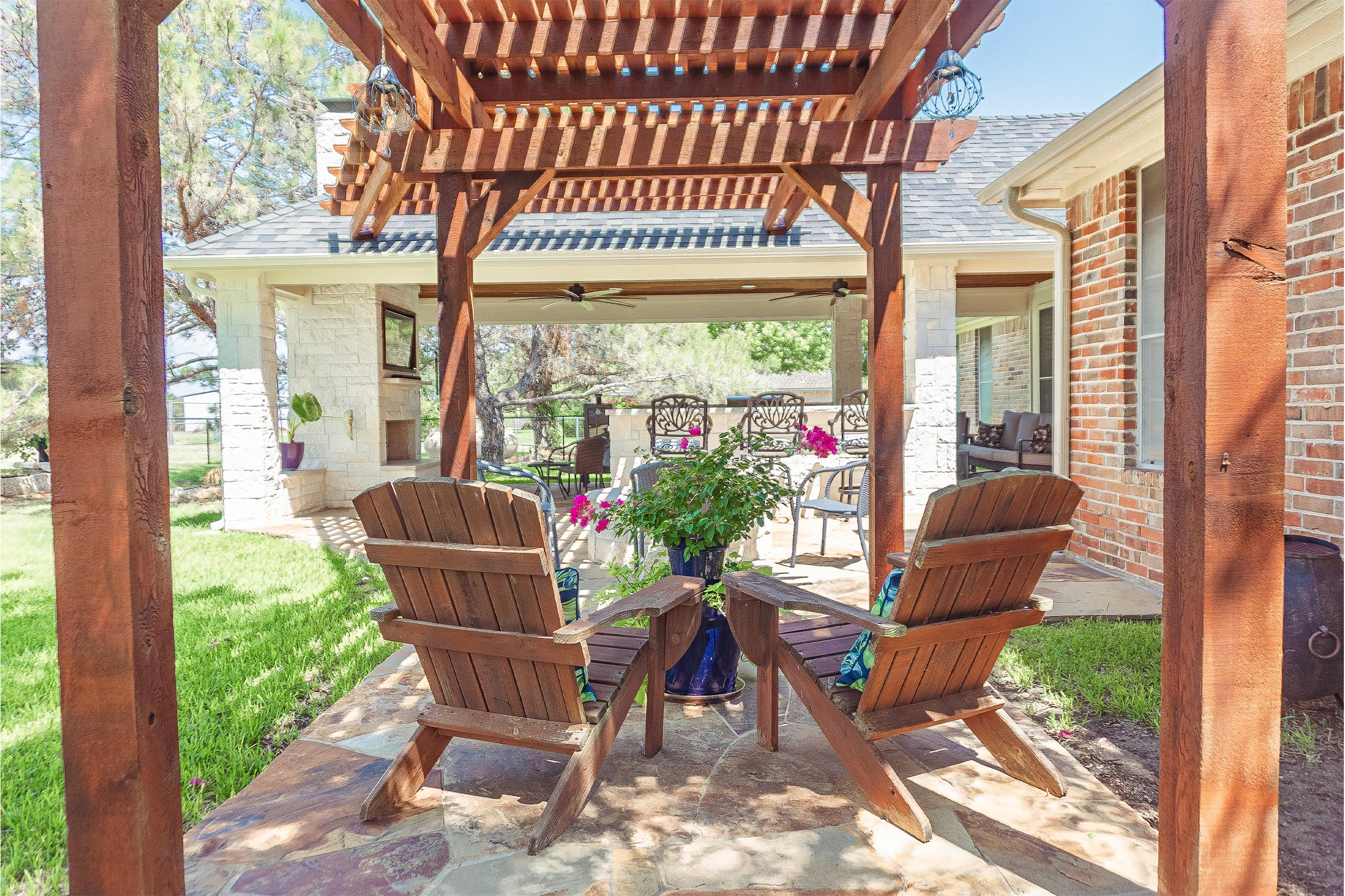 Outdoor Kitchens, Patio Covers | Fort Worth, Burleson TX ... on Dfw Complete Outdoor Living id=28776