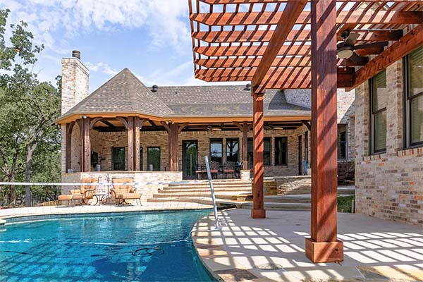 Outdoor Kitchens, Patio Covers | Fort Worth, Burleson TX ... on Dfw Complete Outdoor Living id=62411