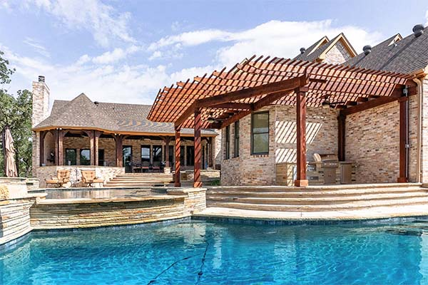 Outdoor Kitchens, Patio Covers | Fort Worth, Burleson TX ... on Dfw Complete Outdoor Living id=18868