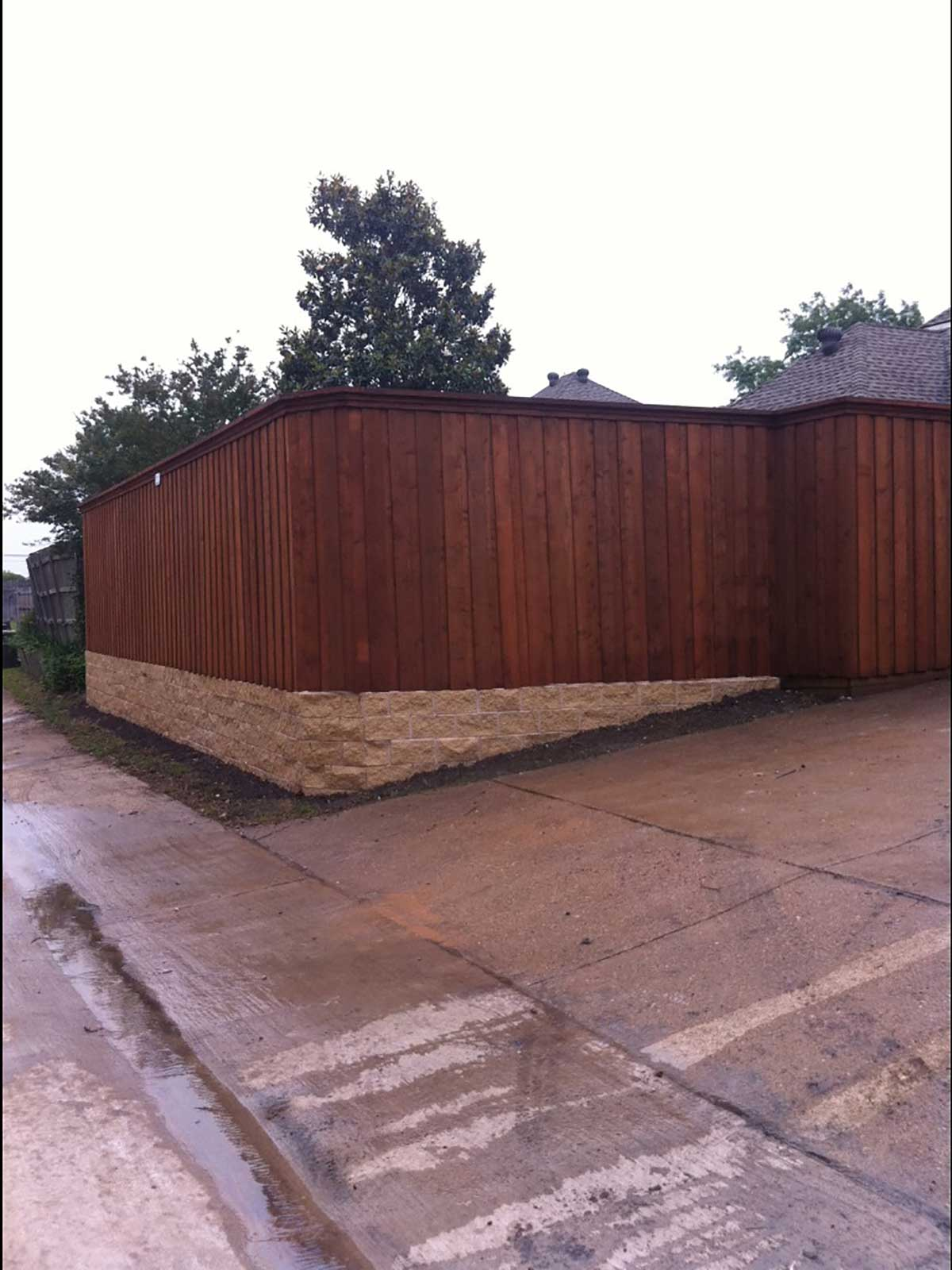 Fence Deck Contractor Fort Worth Tx Hillman Outdoor Living
