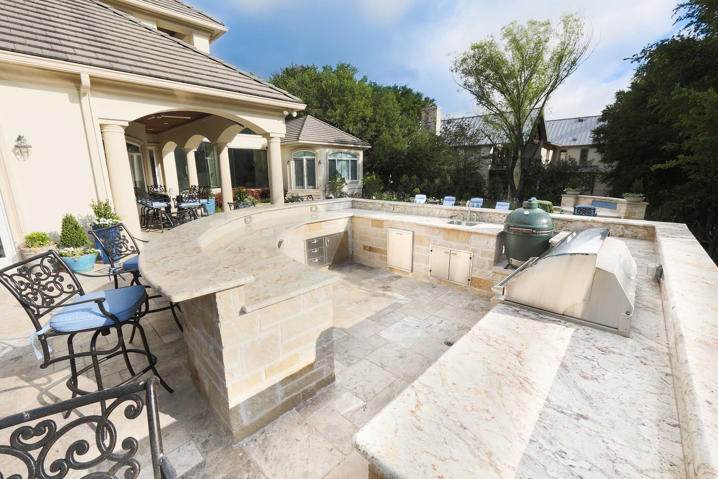Outdoor Kitchens, Fireplaces   Colleyville, Aledo TX ...