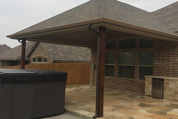 Patio Cover Extension